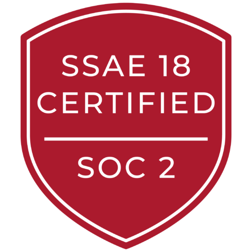 SSAE 18 CERTIFIED SOC 2